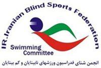 طراحی سایت انجمن شنای نابینایان ایران